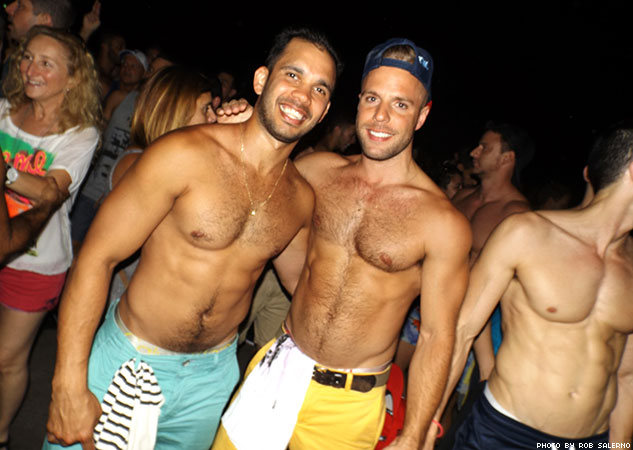 PHOTOS: Montreal's Divers/Cité is North America's Sexiest Gay Party