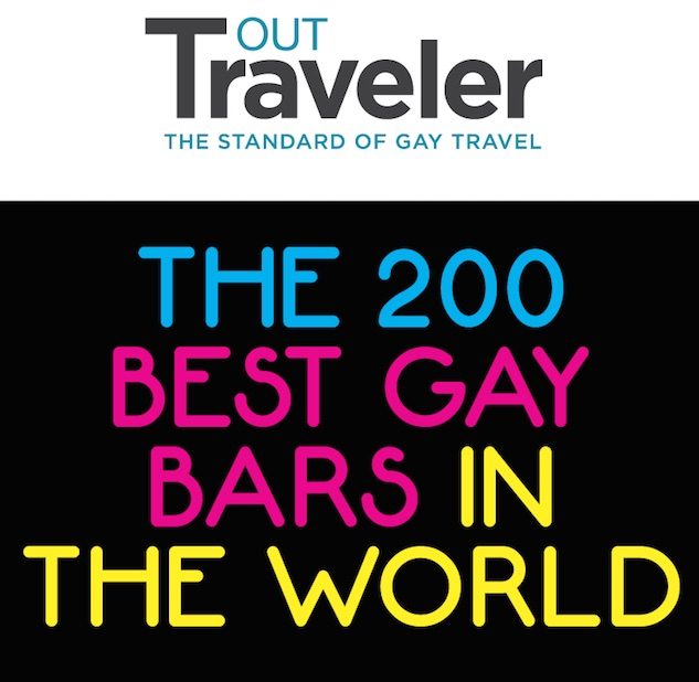 200 of the Greatest Gay Bars in the World