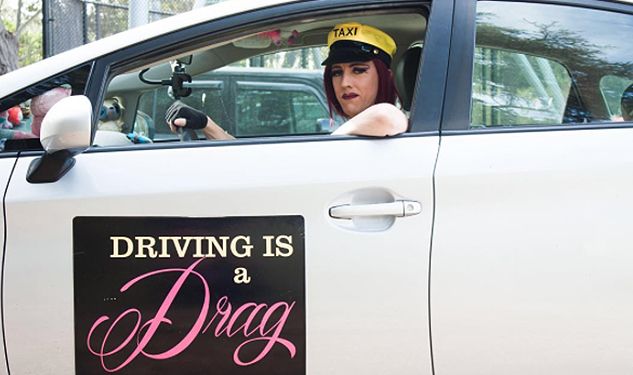 """BryCurious: """"Driving is a Drag"""""""
